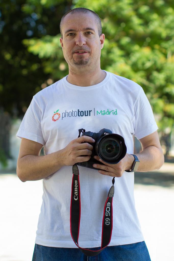 Berni Pérez   Madrid Photo Tour
