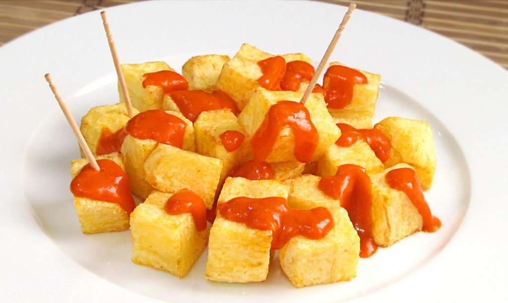 Madrid Photo Tour - Patatas Bravas