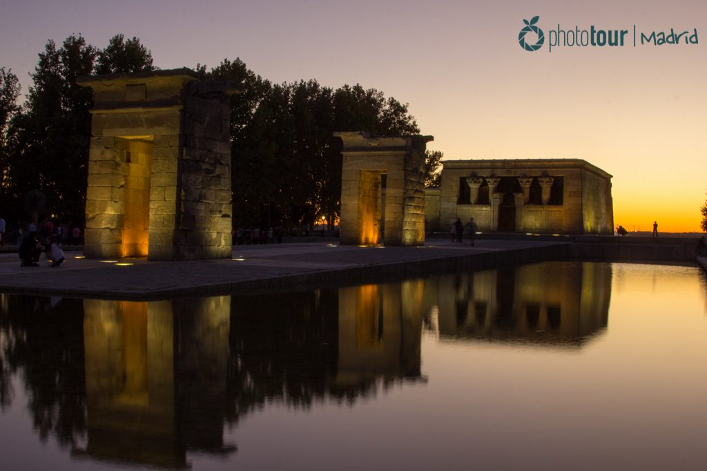 Madrid Photo Tour - Temple of Debod