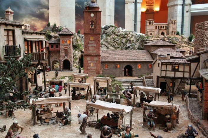 CHRISTMAS IN MADRID: DISCOVER THE BEST NATIVITY SCENECES