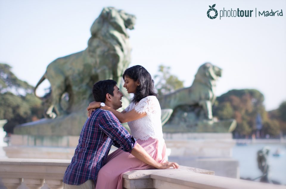 TOP ROMANTIC PLACES FOR A SURPRISE WEDDING PROPOSAL IN MADRID