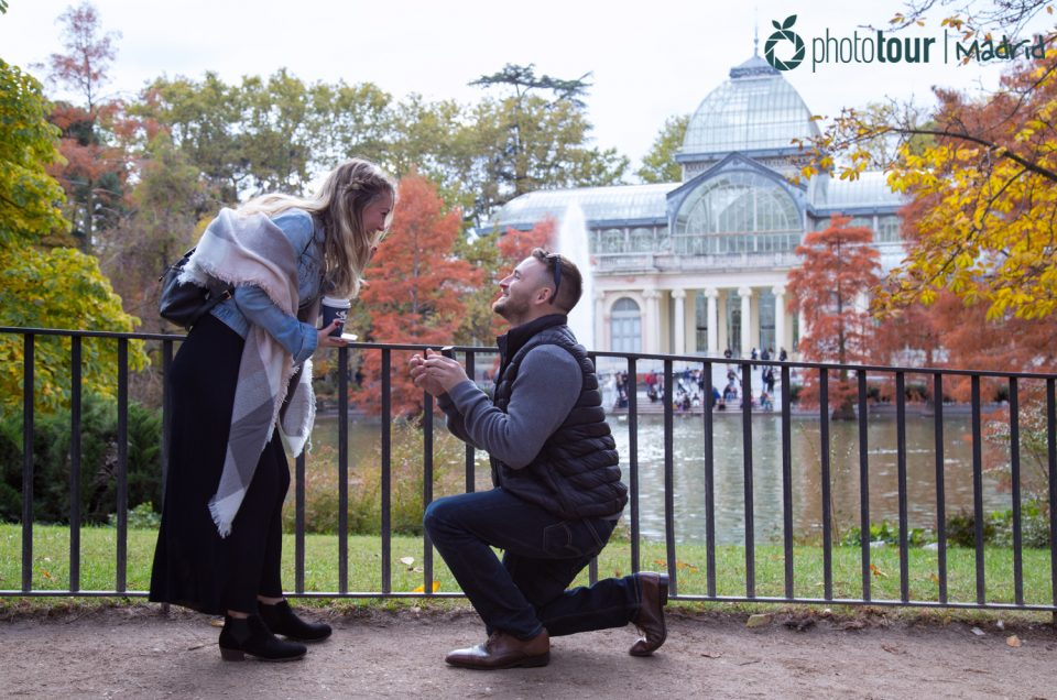 HOW TO MAKE A SUCCESSFUL MARRIAGE PROPOSAL IN MADRID