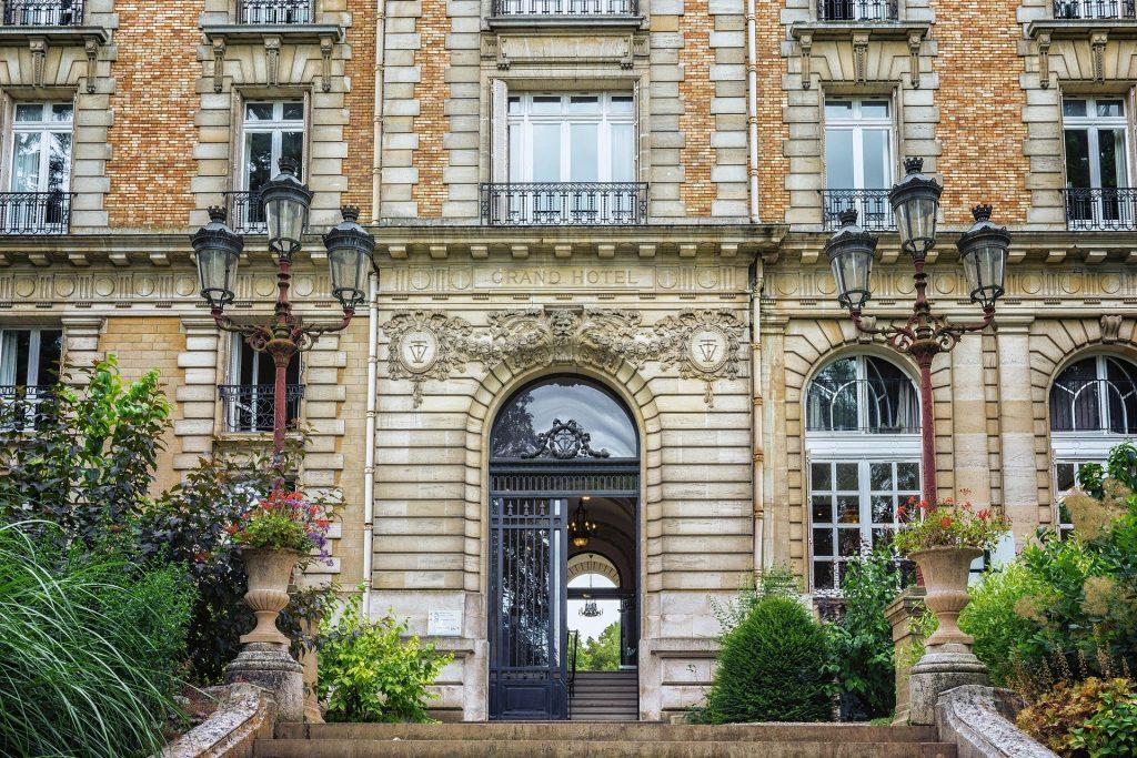 5 star hotel in Madrid