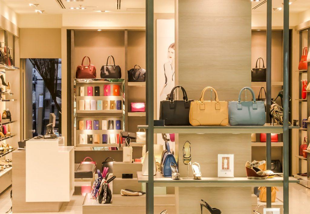 Shops in Madrid