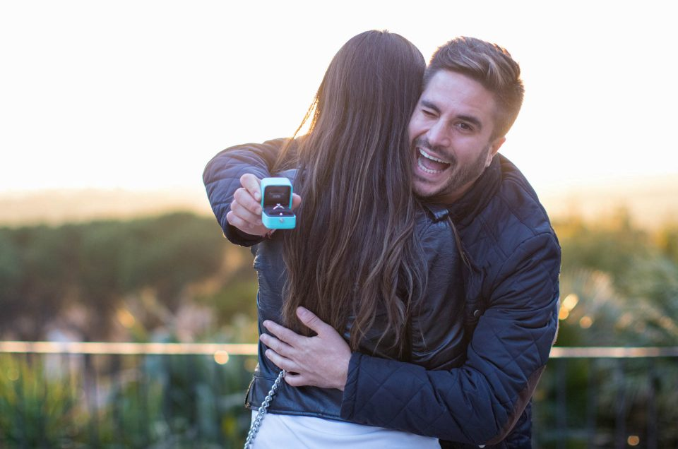 Romantic ways to propose in Madrid
